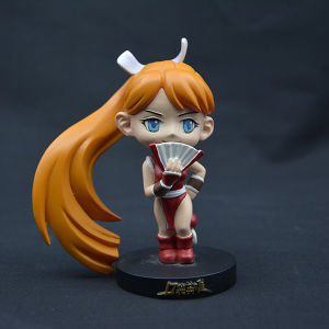 Customized High Quality Game Figurine with Resin Material pictures & photos