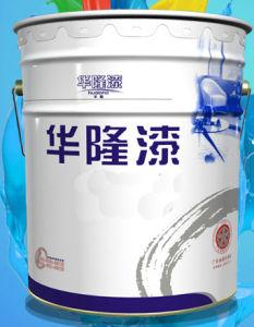 Hualong Water Based White UV Paint / UV Fnished Coating pictures & photos