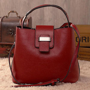 New Style Handbags Italian Leather Bag Factory Hot Sale (EMG4487) pictures & photos