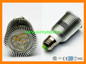 Warm/Cool/White GU10 / E27 Dimmable LED Spotlight pictures & photos