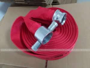 Fire Hose with British Aluminum Coupling pictures & photos
