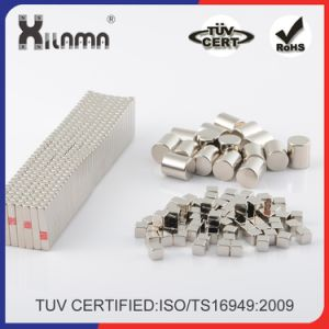 Ts16949 Neodymium NdFeB Magnet with Customized Block Disc Irregular Shapes pictures & photos