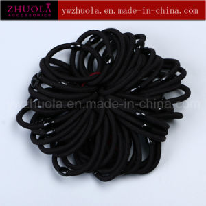 Black Elastic Hair Band pictures & photos