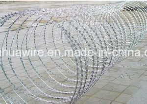 High Quality Stainless Steel Razor Wire pictures & photos