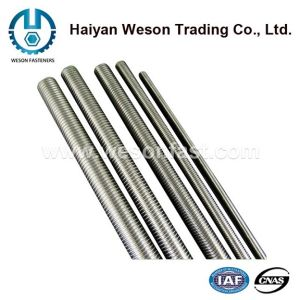 DIN975 Carbon Steel Galvanized Threaded Rod pictures & photos
