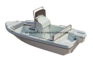 Aqualand 15feet 4.6m Fiberglass Fishing Boat /Rigid Motor Boat/Sports Power Boat (150) pictures & photos
