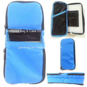 2017 Fashion New Design Pencil Bag Stationery Case Double Zipper Double Bags (GB#30090) pictures & photos