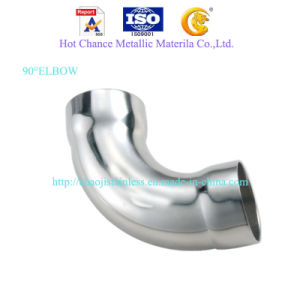 SUS 304 Stainless Steel Pipe Fitting and Accessories pictures & photos