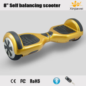2017 Self Balancing 2-Wheel Electric Balance Scooter Green Travel pictures & photos