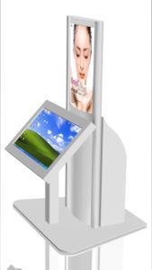 Through Wall Touch Screen Kiosk Self-Service Kiosk ATM Machine Banking Kiosk pictures & photos