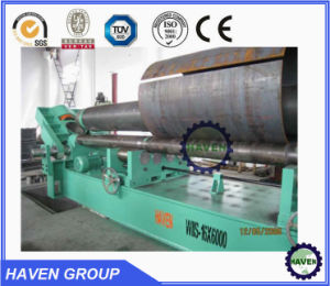 W11S-16X3200 3 Rollers Hydraulic Universal Steel Plate Rolling Machine pictures & photos