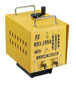 MMA AC Welding Machine (BX1-195A) pictures & photos