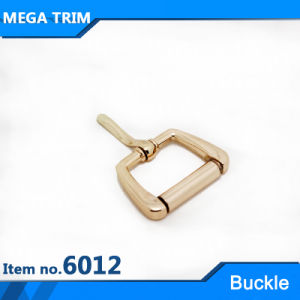 Die-Casting Zinc Alloy Pin Roller Buckle for Bag pictures & photos