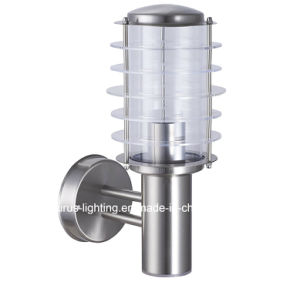 Clear Grating Stainless Steel Outdoor Light with Ce Certificate (5047D) pictures & photos