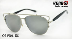 Latest Fashion Metal Sunglasses for Accessory Km15158 pictures & photos