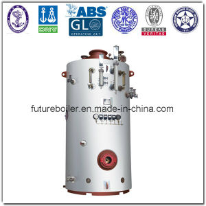 Vertical 3000kg Marine Steam Boiler pictures & photos