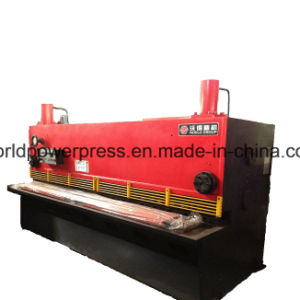 China Made Guillotine Shearing Machine (QC11Y) pictures & photos