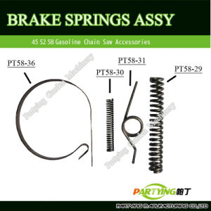 Komatsu Gasoline Chainsaw Part Spare Parts 42cc 52cc 58cc 4500 5200 5800 Starter Brake Springs Assy