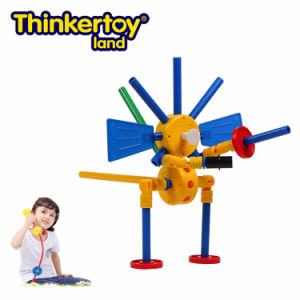 Thinkertoy Land Blocks Educational Toy Robot Series a. I Robots 2 (R6102)