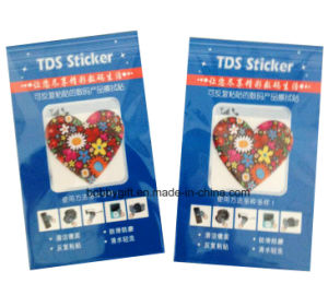 100% Microfiber Mobile Screen Cleaner Sticker for Sales pictures & photos
