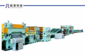 Digital-Controlled Fly Shearing Line Xefv120-3