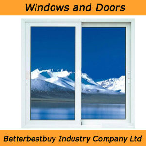 Simple Design UPVC Window Used in Modern House pictures & photos