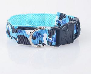 LED Flashing Dog Collar for Christmas pictures & photos