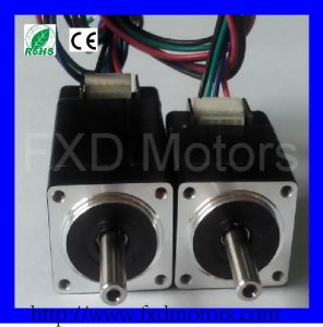 NEMA11 Hybrid Stepper Motor with CE, SGS Certification pictures & photos