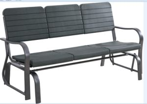 Plastic Leisure Swining Bench, Chair pictures & photos