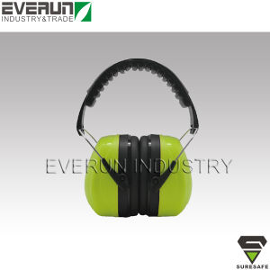 Hearing Protection Foldable Ear Muffs for Brush Cutters pictures & photos