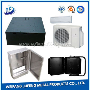 Customized Electric Power Distribution Boxes with Stamping and Welding pictures & photos