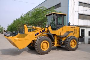 Kl938 3t 1.8cbm Front End Loader Cheap Small Wheel Loader pictures & photos