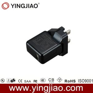 5V 1.2A 6W DC USB Mobile Charger pictures & photos