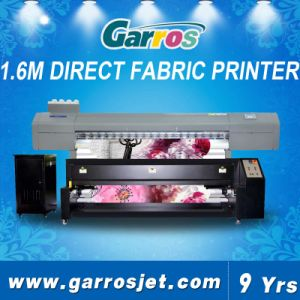 1.6m Digital Textile Printer Direct Printing on Cotton Fabric pictures & photos