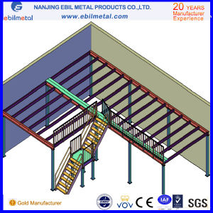 Metal Racking System (Mezzanine) (EBIL-GLHJ) pictures & photos
