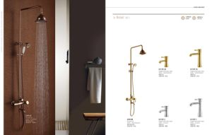 Sanitary Ware G11107-1A Basin Faucet Bathroom Accessories Furniture pictures & photos
