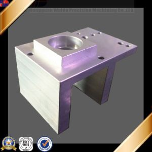 Aluminum Clear Anodized Central Machinery Parts pictures & photos