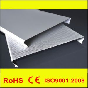 Aluminum Suspended False Decrative S Shaped Linear Ceiling pictures & photos