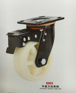 Heavy Duty White Nylon Wheel pictures & photos