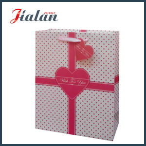 Wholesales Wedding Holiday Design Cheap Custom Logo Paper Packing Bag pictures & photos