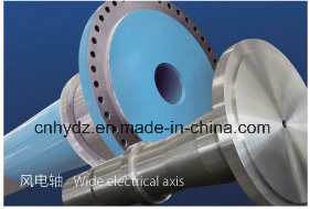 Wind Power Flange Forged Shaft
