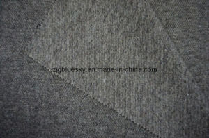 Twill Brown Flano Wool Fabric pictures & photos