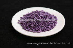 Tofu Cat Litter (lavender scent, strawberry, green tea) --Clumping and Easy Clean pictures & photos