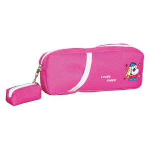 Polyester School Stationery Pencil Bag (BCP10402) pictures & photos
