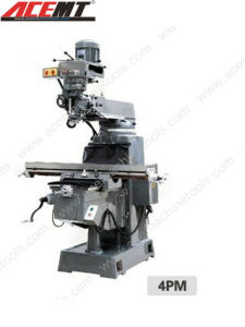 High Precision Universal Radial Milling Machine (4PM) pictures & photos