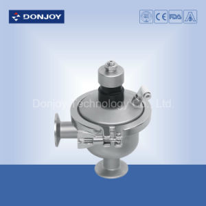 Sanitary Constant Pressure Valve with EPDM+PTFE Gasket pictures & photos