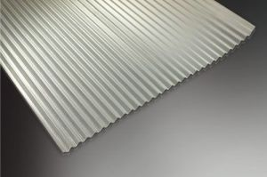 Hot Dipped Galvanized Zero Spangle Corrugated Steel Plate pictures & photos