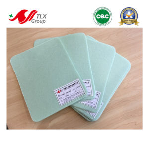 Nonwoven Fabric for Shoes Lining or Reinforce Green Color Not-Dyed