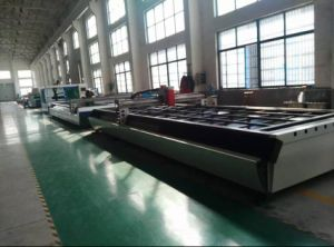700W Fiber Laser Cutting Machinery pictures & photos