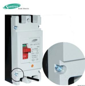 Sm1 DC MCCB 225AMP Mould Case Circuit Breaker for Home Solar System pictures & photos